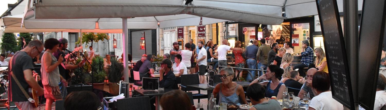 restaurant café concert nuits siant georges beaune