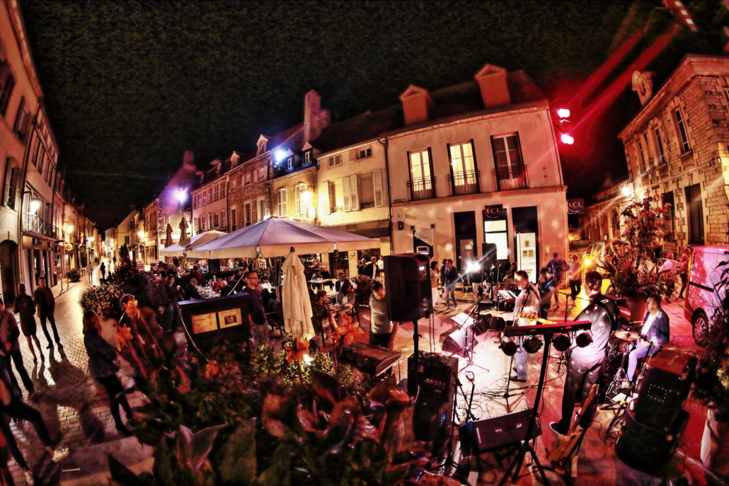 concert nuits saint georges - beaune -dijon